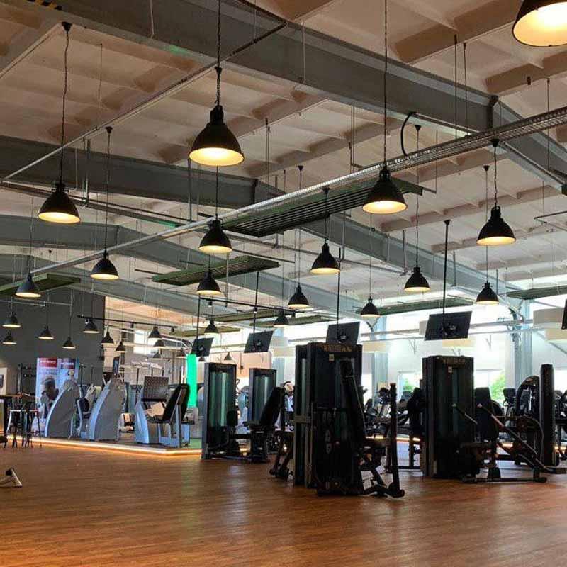 Fitnessloft, Nordhausen